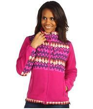 NWT NEW The North Face Denali Jacket Womens Ikat Fuchsia SZ S