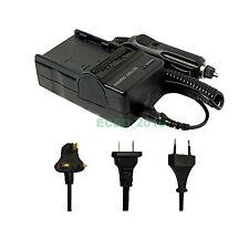 Charger for Sony CyberShot DSC-W300 DSC-W35 DSC-W40 DSC-W80 7.2 M.P. Mega Pixels