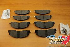 2009-2016 Dodge Ram 2500 Front & Rear Brake Pad Set Mopar OEM