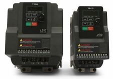 3 HP 230V 1PH INPUT 230V 3PH OUTPUT TECO VARIABLE FREQUENCY DRIVE L510-203-H1-N