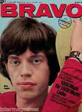 Bravo 3/10.01. 1966,Mick Jagger(Cover),McCoys,The Who,Alain Delon,The Beatles,