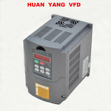 DE  7.6HP 25A Frequenzumrichter Variable Frequency Drive Inverter    220V 5.5KW