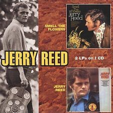 FREE US SH (int'l sh=$0-$3) NEW CD Jerry Reed: Smell the Flowers / Jerry Reed