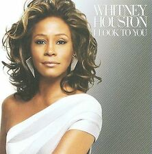 WHITNEY HOUSTON - I LOOK TO YOU - NEW SEALED CD *