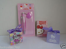 Sanrio Hello Kitty Stationary Set