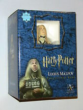 Gentle Giant Harry Potter Lucius Malfoy Azkaban Prisoner Mini Bust SDCC New