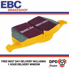 EBC YellowStuff Brake Pads for PORSCHE 911 (991) (Cast Iron Only)  (Se