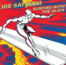 Surfing with the Alien by Joe Satriani (CD, Aug-1999, Epic (USA))