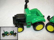 """toy tractor Farm Tractor Plastic Toy  5"""" set of 2 tractors"""