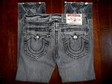 Authentic True Religion Mens Jeans Rare Nathan Big T 32x34 33