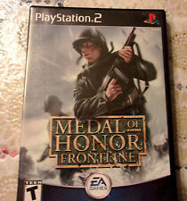 Medal of Honor , Frontline--playstation 2 game