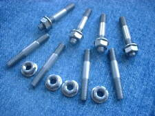 Honda CB750KZ Four '79 - 82 Stainless Steel Exhaust Stud Set