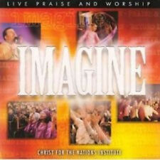 Imagine : Christ for the Nations Institute (CD, 2002) Live Praise and Worship