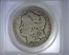 Anacs G4 Top 100 Vam 29A 1900 O Morgan Silver Dollar United States Coin 1900O