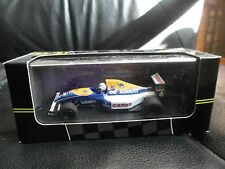ONYX 120 WILLIAMS RENAULT FW14 RICCARDO PATRESE 1991 Formula One 1 Race Car 1:43