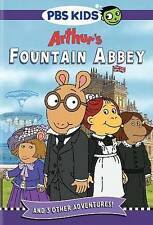 Arthur: Fountain Abbey 2015 by Pbs Home Video ExLibrary