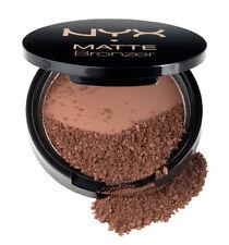 NYX Matte Bronzer -MBB02-Deep (Deep Cool Brown)