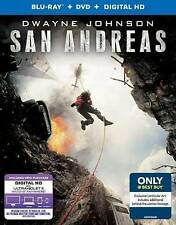 San Andreas: Exclusive Lenticular **NEW with FREE SHIPPING**