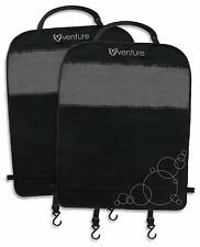 NEW Venture Deluxe Kick Mats, 2 Pack. Car Seat Back Protectors.