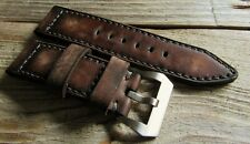 Strap in vintage style   26/26  135/80 approx for Panerai watch