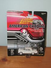 JOHNNY LIGHTNING AMERICAN CHROME 1955 CHRYSLER C-300 DIECAST (Lot G)