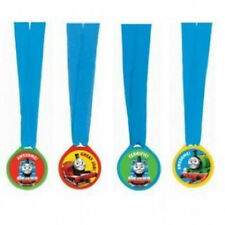 Thomas and Friends Birthday Party Award Medals 12ct Supplies Party Favors