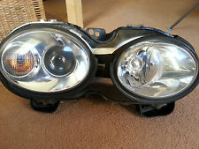 Genuine Hella Jaguar X-Type D/S Headlight Light fitted with new adjusters PA6
