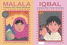 Malala, a Brave Girl from Pakistan/Iqbal, a Brave Boy from Pakistan: Two Stories