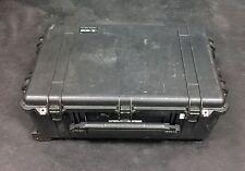 Pelican 1650 Rolling Case w/foam inserts