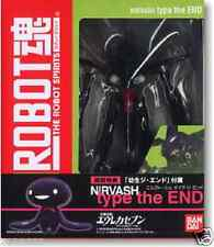 New Bandai Robot Sprits SIDE LFO Eureka Seven Nirvash type the END Pre-Painted