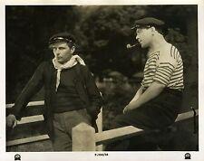 """""""LA BELLE MARINIERE"""" Photo origin. PARAMOUNT 1932 Pierre BLANCHAR, Jean DELANNOY"""