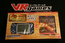 WONDERSWAN BN GUNPEY BOX BUNDLE  JAP GIAPPONE JP JAPAN BANDAI