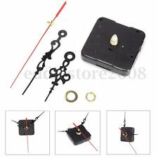 Quartz Clock Movement Mechanism Module Repair DIY Kit Battery Powered With Hands