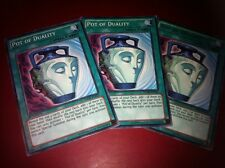 Pot of Duality X3 Playset Mixed Sets Common Mosaic Rare Gold