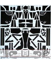 FULL CARBON DECAL for TAMIYA 1/20 FERRARI F60
