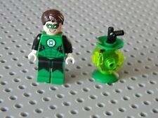 Lego Super Heros - Green Lantern Minifigure with Lantern -  New Condition !!