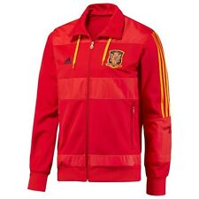NWT NEW LIMITED EDITION ADIDAS ORIGINAL SPAIN SOCCER TEAM  RED TRACK JACKET NWT