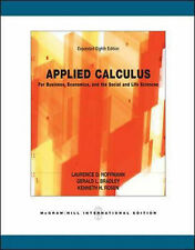 CALCULUS FOR BUSINESS, ECONOMICS AND THE,
