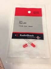 5mm Red LED #276-0330 By RadioShack