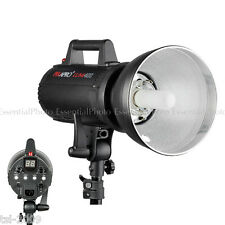 400w Studio Flash Fan Strobe Portrait Nude Photography School Fashion Product