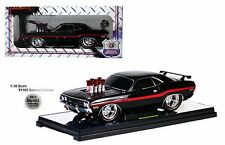 M2 MACHINES 1:18 1970 DODGE CHALLENGER R/T Diecast Car LIMITED EDITION