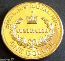 """**2016  """"Australia's First Mints"""" C mintmark $1 coin UNC **"""