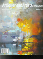 ART GALLERIES & ARTISTS OF THE SOUTH MAGAZINE,   VOLUME, 13     ISSUE,4