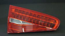 Audi A4 8K B8 Limo saloon USA Rückleuchte links Rückleuchten L rear LED light
