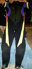 XCEL Hawaii Titanium Glide Skin Wetsuit -Women Sz 8-Style WR001301-Awesome Cond.