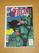 DETECTIVE COMICS #649 BATMAN DARK KNIGHT NM CONDITION SEPTEMBER 1992