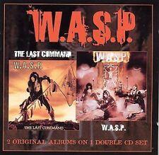 NEW W.A.S.P./the Last Command by W.A.S.P. CD (CD) Free P&H