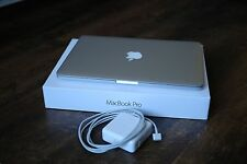 "13"" MacBook Pro Retina Early 2015 2.7Ghz i5 8GB 128GB SSD cover always used"