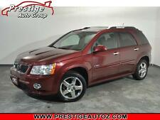 Pontiac: Torrent AWD 4dr GXP