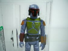 D0500506 BOBA FETT AFA 85 NM+ STAR WARS 1979 KENNER VINTAGE